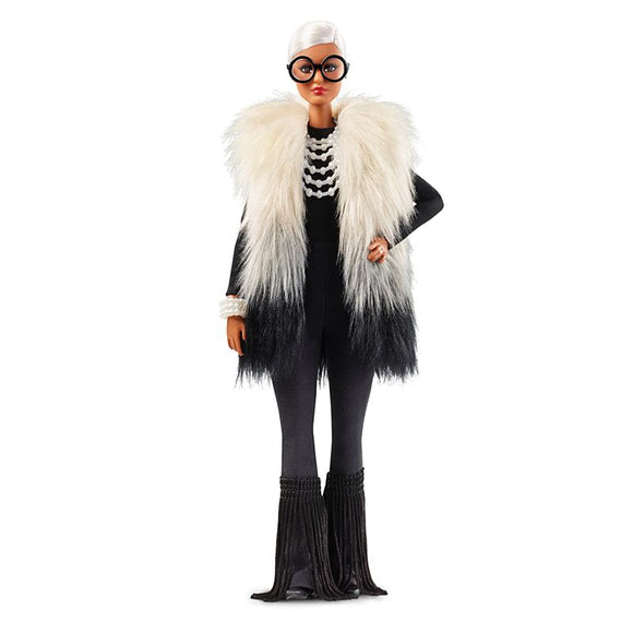 Barbie® Styled by Iris Apfel Doll #1