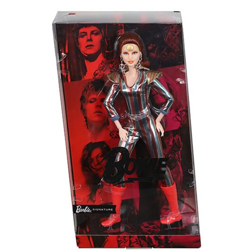 Barbie x David Bowie Doll (PRE-ORDER)