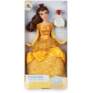 Belle Classic Doll with Ring - Beauty and the Beast - 11 1/2''