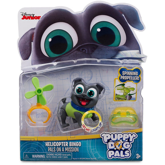 Puppy Dog Pals: Helicopter Bingo Pals On A Mission
