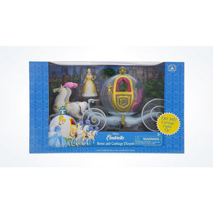 Cinderella Horse & Carriage Playset