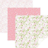 Cricut® In Bloom Pink Sampler Patterned Iron On