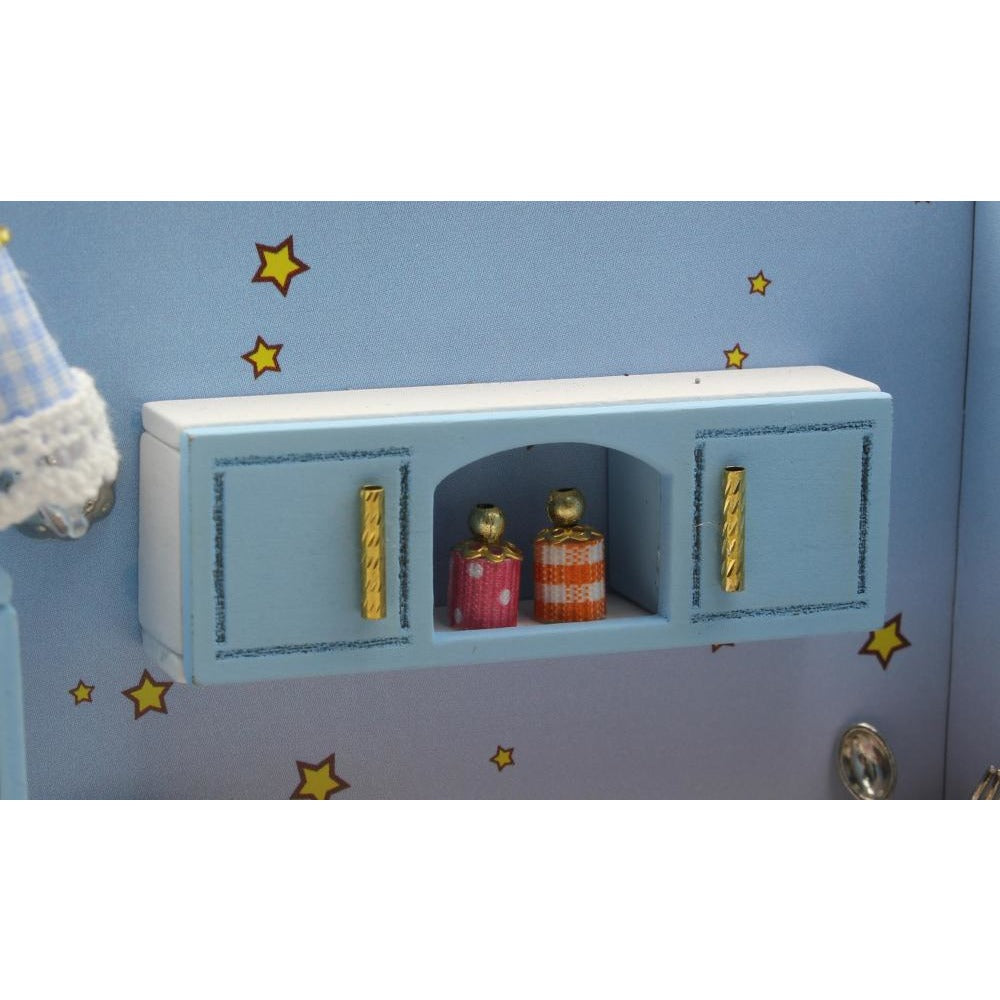 Love The Small Kitchen DIY Miniature Dollhouse – Alyanna\'s Nook