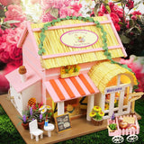 Royal Florist DIY Miniature Dollhouse