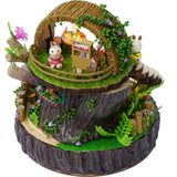 Fantasy Forest DIY Small Dollhouse