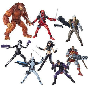 Deadpool Marvel Legends 6-Inch Action Figures Wave 1 (each sold separately)