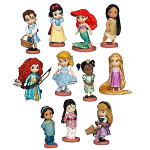 Disney Animators' Collection Deluxe Figure Play Set