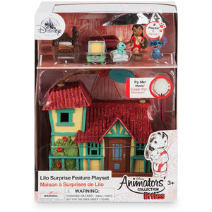 Disney Animators Collection Littles: Lilo Surprise Feature Playset