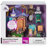 Disney Animators' Collection Littles Rapunzel Micro Doll Play Set