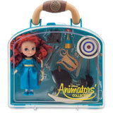 Disney Animators' Collection Merida Mini Doll Play Set 5''