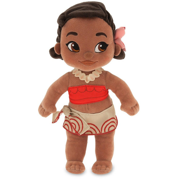 Disney Animators' Collection Moana Plush Doll - Small - 12''