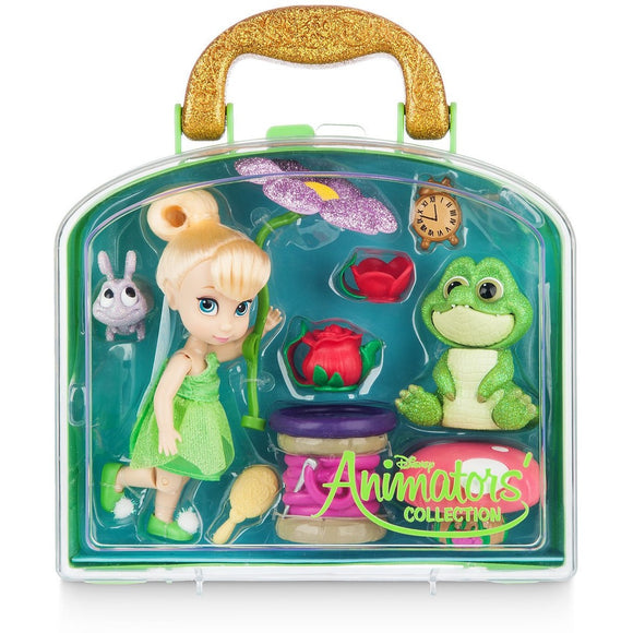 Disney Animators' Collection Tinker Bell Mini Doll Play Set  5''