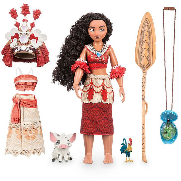 Disney Moana Singing Feature Doll Set 11''