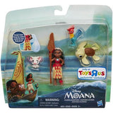 Disney Moana of Oceania Colorful Adventures Playset