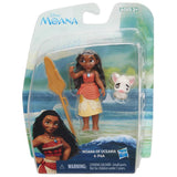 Disney Moana of Oceania and Pua Playset