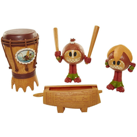 Disney Moana's - Kakamora Percussion Set