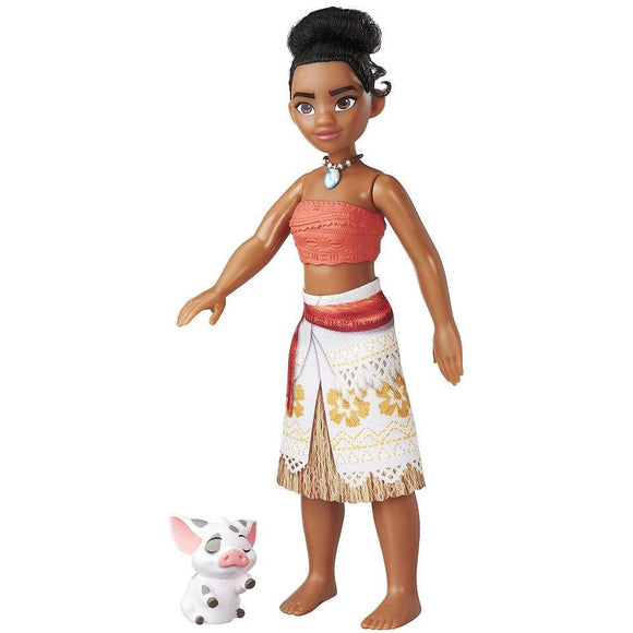 Disney Ocean Explorer Doll with Pua - Moana
