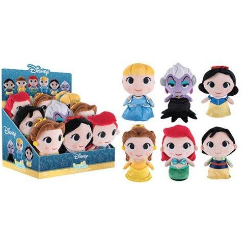 Funko Disney Princess 8-Inch Super Cute Plushies (sold separately)