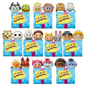 Disney Tsum Tsum 3-Pack Mini-Figures Wave 7