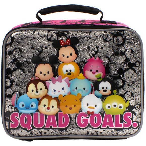 Disney Tsum Tsum Squad Goals Insulated Lunch Box
