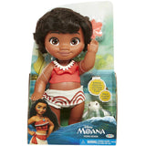 Disney Young Moana Bath Doll