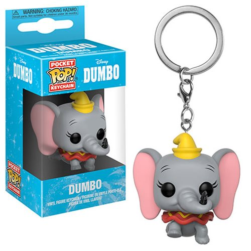 Dumbo Pocket Pop! Key Chain