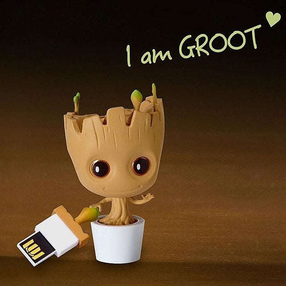 Guardians Of The Galaxy - GROOT USB Flash Drive