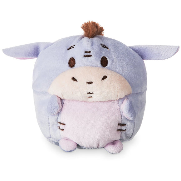 Eeyore Scented Ufufy Plush - Small - 4 1/2''