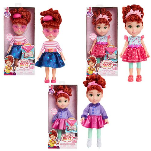 Fancy Nancy Clancy- Fancy Fashion Doll