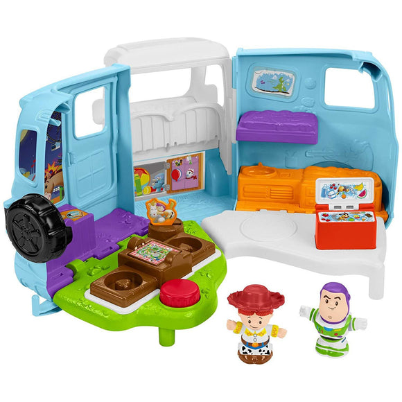 Little People x Toy Story 4 RV Vehicle