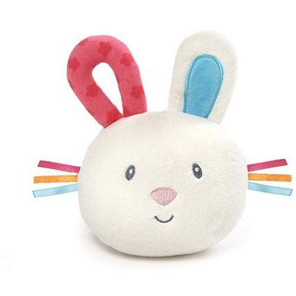 Flora Bunny Silly Sounds Ball 6-Inch Plush