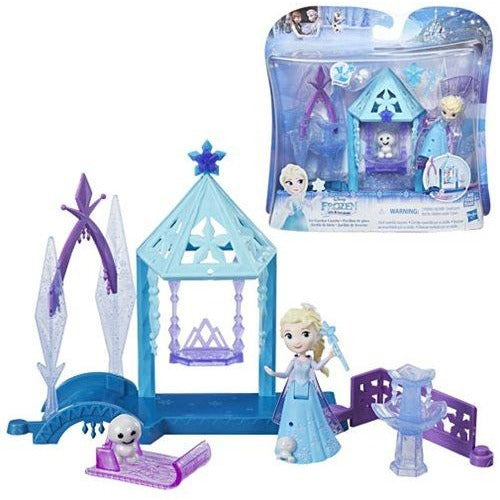 Frozen Little Kingdom Ice Garden Gazebo Playset