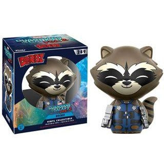 Funko Marvel Dorbz Guardians of the Galaxy Volume 2 3 inch Vinyl Collectible Figure - Rocket