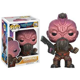 Funko POP! Movies Guardians of the Galaxy Volume 2 3.75 inch Vinyl Figure - Taserface