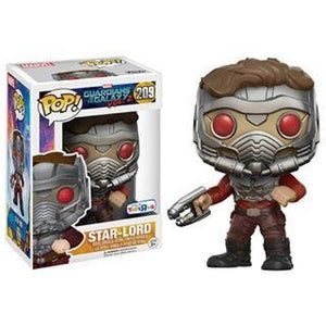 Funko POP! Movies Marvel Guardians of the Galaxy 2 3.75 inch Vinyl Figure - Star Lord