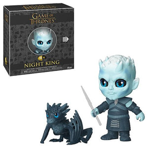 Game of Thrones Night King 5 Star Vinyl Funko Figure