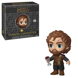 Game of Thrones Tyrion Lannister 5 Star Vinyl Funko Figure
