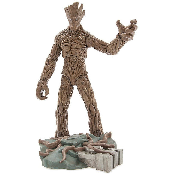 Groot Action Figure - Guardians of the Galaxy - Marvel Select - 10''