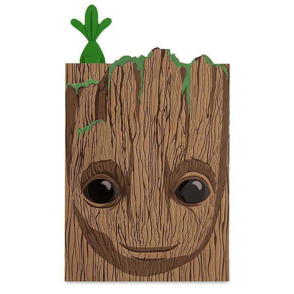 Groot Journal - Guardians of the Galaxy Vol. 2