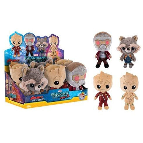 Guardians of the Galaxy Vol. 2 8-Inch Hero Plushies