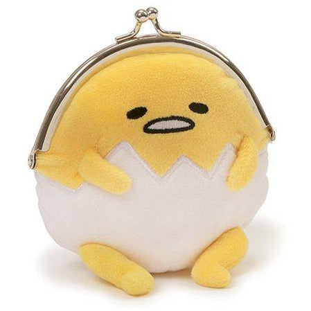 Gudetama 5 Inch Coin Purse