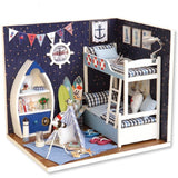 Face The Sky DIY Small Dollhouse