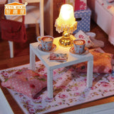 Mood Of Love DIY Small Dollhouse