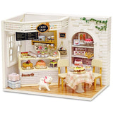 Cake Diary DIY Miniature Dollhouse