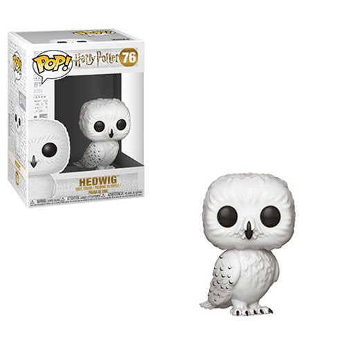 Harry Potter Hedwig Pop! Vinyl Figure #76