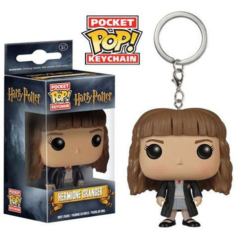Harry Potter Hermione Pocket Pop! Vinyl Figure Key Chain