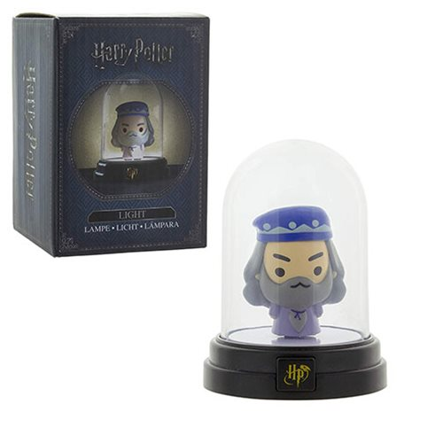 Harry Potter Professor Albus Dumbledore Mini Bell Jar Light
