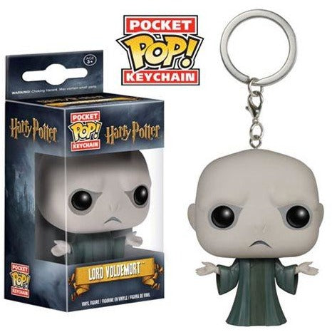 Harry Potter Voldemort Pocket Pop! Vinyl Figure Key Chain