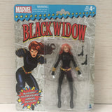 Marvel Legends Super Hero Vintage 6-Inch Figure Black Widow