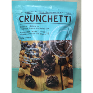 Crunchetti Blueberry Almond